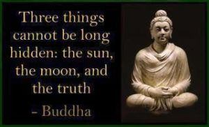 Buddha's Truth Quote